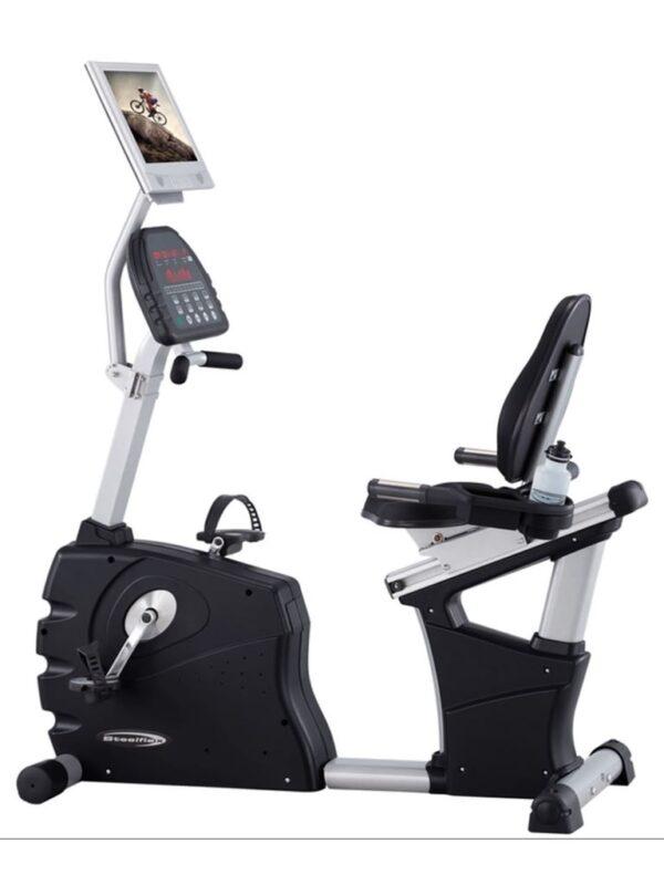 Body Solid XB-7500HRC Steelflex Commercial Recumbent Bike