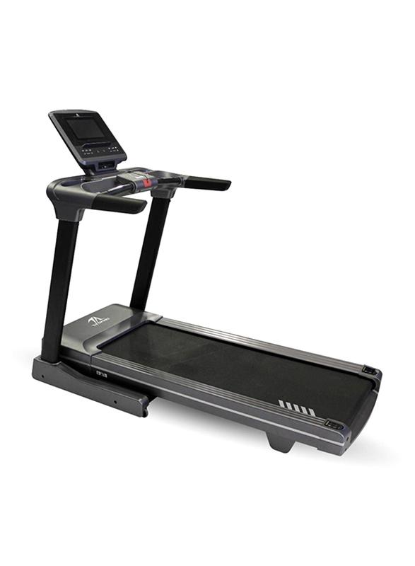 TA Sport YK-ET1801C 3 HP Electronic Treadmill, Black