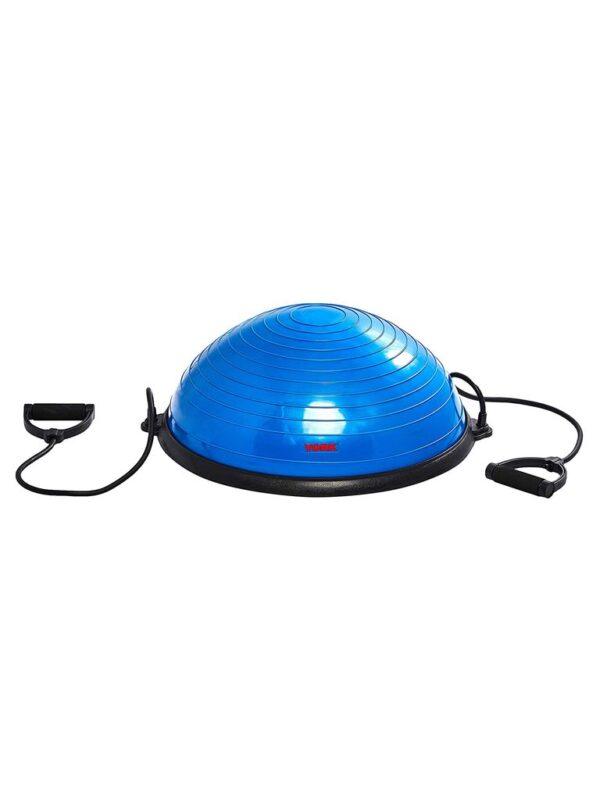 York Fitness Half Balance Ball with Rubber Band 60462