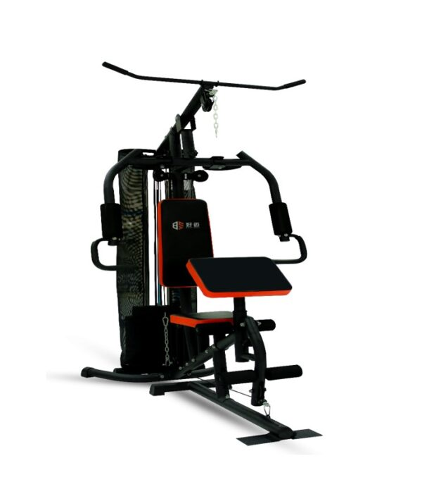 TA Sports single Gym Trainer 75 Kgs XTZSTB3 Grey