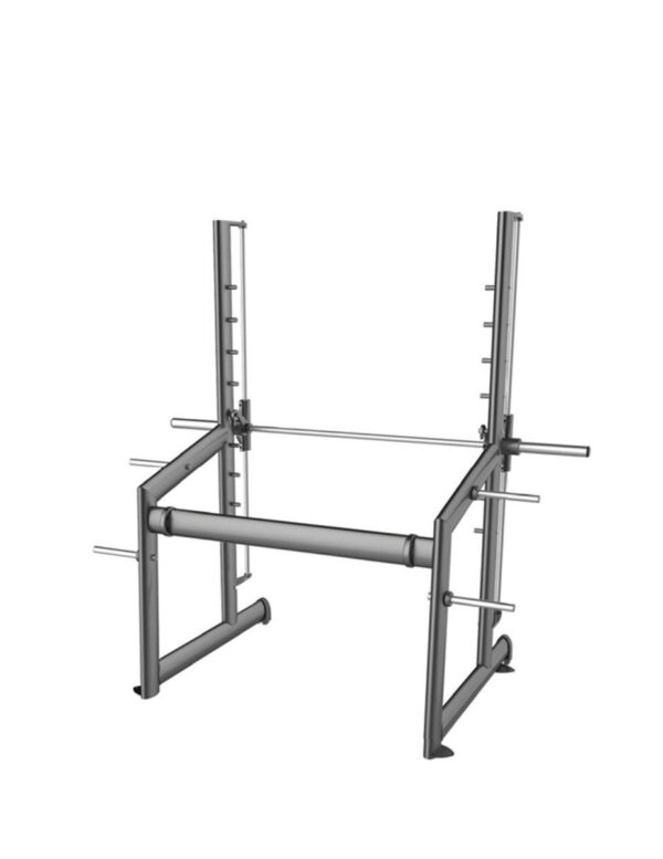 GYM80 Multi Press Station with Barbell CN004002