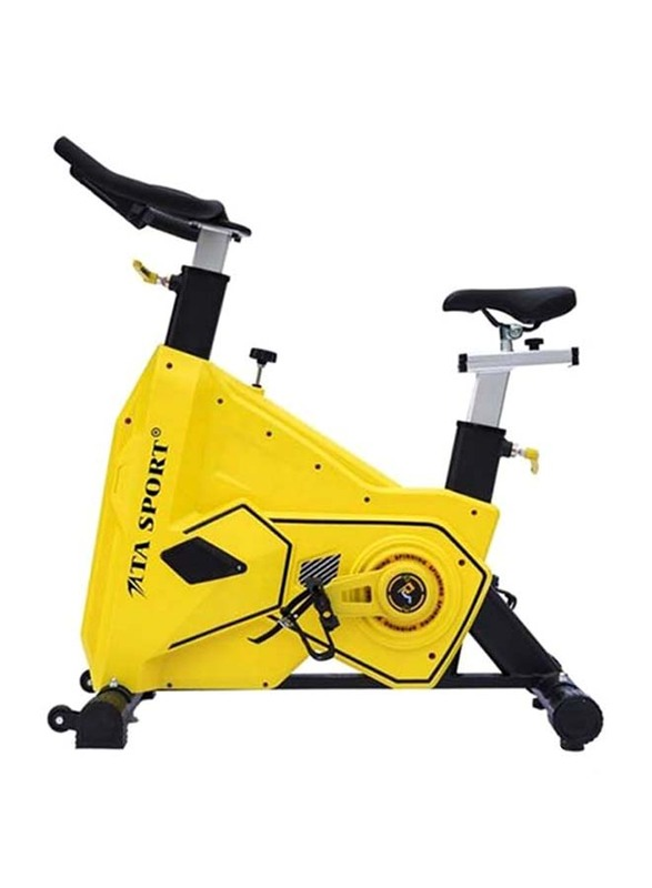 TA Sport Spin Bike Yellow WSY18K