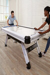 Air Hockey Table Image for Illustrative Purposes