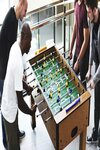 Football Table Image for Illustrative Purposes