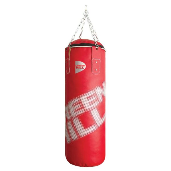 Green Hill PBR-5037 Punching Bag Artificial Leather Unfilled 100x35